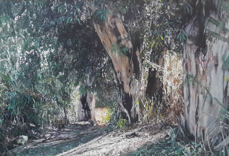 Nurit rotbaum 70x27.5 oil on canvas.jpg
